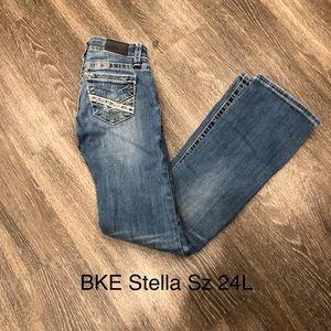 BKE Stella jeans size 24L